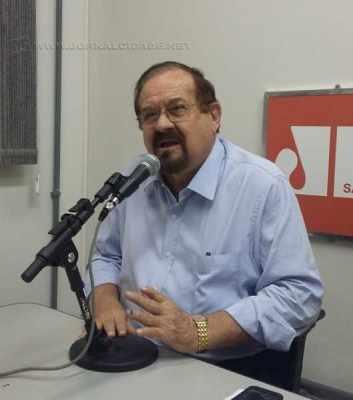 Aldo Demarchi na Rádio Excelsior Jovem Pan News