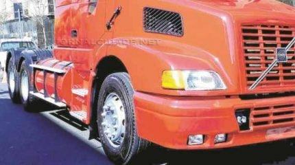 Primeira lei que regulamentou o trânsito de caminhões na parte central da cidade data de 8 de novembro de 1968