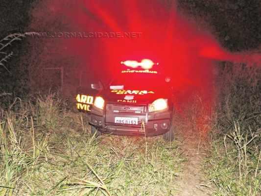Guarda recebeu uma ligação anônima indicando sobre um cadáver que estava em um matagal no bairro Jardim Panorama, bairro periférico de Rio Claro