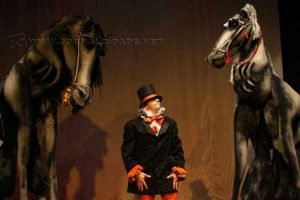 Espetáculo infantil O Imprevisível Circo da Lua