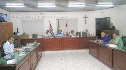 Sessão ordinária da Câmara Municipal de Santa Gertrudes, do dia 1º de setembro de 2015