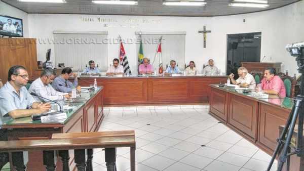 Sessão ordinária da Câmara Municipal de Santa Gertrudes do dia 15 de setembro de 2015
