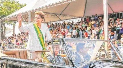 Pedido de afastamento protocolado na Câmara pode significar o apeamento de Dilma Rousseff do cargo de presidente Foto: Roberto Stuckert Filho/PR