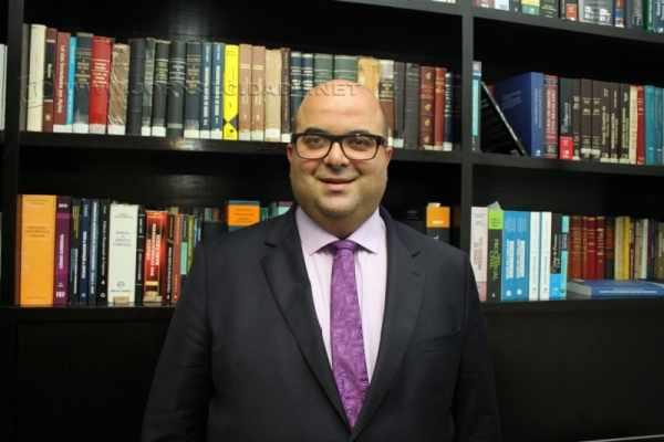 O advogado Ricardo Sayeg