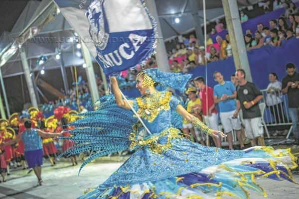 DENTRO DA COMPETIÇÃO - Diferente dos boatos que surgiram nos bastidores do Carnaval, Samuca vai disputar o título