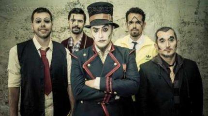 O Teatro Mágico é atração no Grupo Ginástico