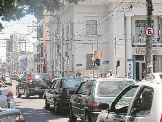 Segundo José Maria Chiossi, secretário municipal de Mobilidade Urbana e Sistema Viário, Rio Claro tem mais de 167 mil veículos