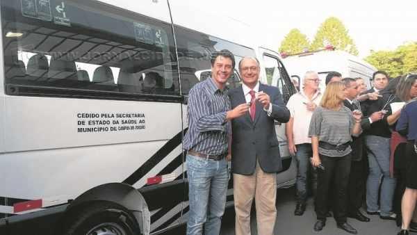 O jovem político é cunhado do ex-governador Orestes Quércia, falecido em 2010 (Foto de Arquivo)