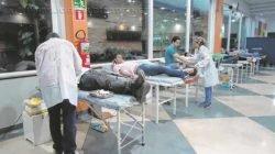 Doação de sangue ocorre na maioria das vezes em Rio Claro, mas grupo realizará em Santa para que a população participe