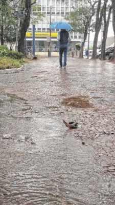 Previsão indica mais chuva durante esta semana em Rio Claro