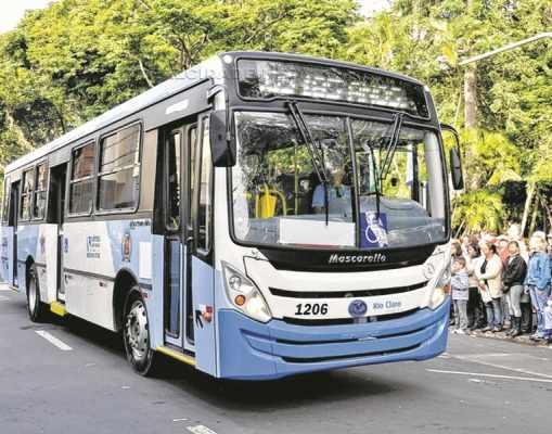 De acordo com relatório da prefeitura da Cidade Azul, 6.776.538 é o número de passageiros transportados no Ano de 2014