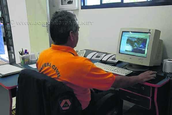 Software será instalado nos computadores da Defesa Civil de Rio Claro (foto arquivo)