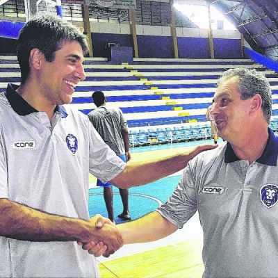 Dedé Barbosa já está em Rio Claro e comandará seu primeiro treino no Rio Claro Basquete nesta sexta-feira (20)