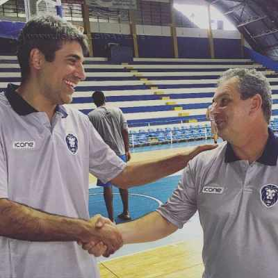 Dedé Barbosa já está em Rio Claro. Sua contratação foi indicação de Marcelo Tamião, que voltará a ser diretor técnico da equipe. (Foto: Divulgação)