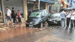 Chuva causa estragos em São Carlos. Em RC, o Ceapla monitora o tempo