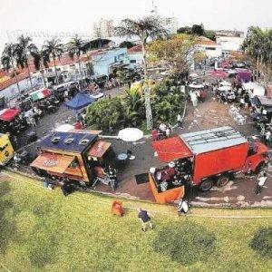 O festival também terá atrações musicais durante os três dias e funcionará à tarde e à noite