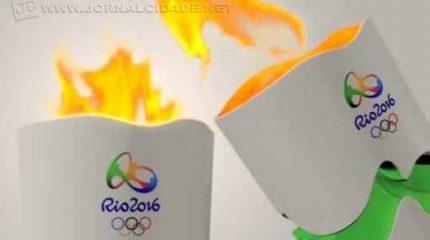 A Tocha Olímpica é um dos principais e icônicos símbolos dos Jogos Olímpicos