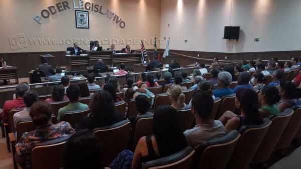 Populares compareceram à Sessão da Câmara de Itirapina no último dia 3