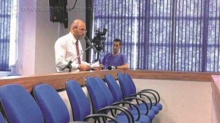 Representantes do Conselho de Cultura estiveram na última audiência relacionada à Lei Orçamentária Anual de 2016
