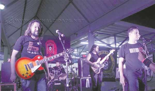Desde 2006, a banda Maiden Hunter faz tributo de Iron Maiden com qualidade