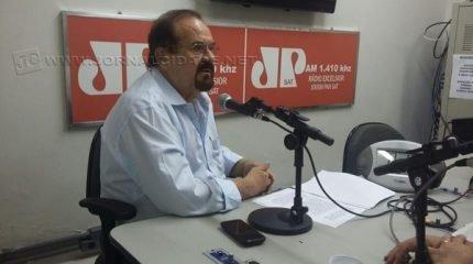 O deputado Aldo Demarchi (Democratas) foi entrevistado no programa Jornal da Manhã, da Excelsior Jovem Pan News