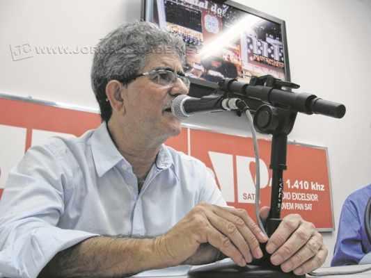 O prefeito Du Altimari participou do programa Jornal da Manhã da Rádio Excelsior Jovem Pan News dessa quarta-feira (23)