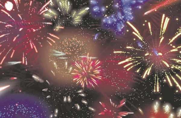 A cada passagem de ano, o céu é tomado pelas inúmeras cores dos fogos, mas é preciso se atentar para evitar imprevistos