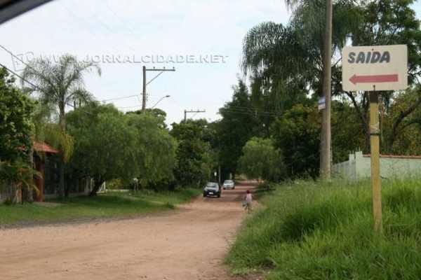Prefeitura de Itirapina informou que já elaborou o projeto de saneamento básico do Balneário Santo Antônio em parceria com o DAEE e que o documento foi aprovado