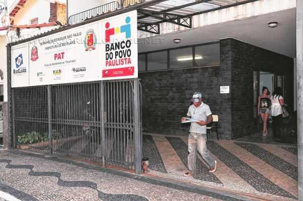 Posto de Atendimento ao Trabalhador de Rio Claro fica na Avenida 3, entre ruas 5 e 6, Centro