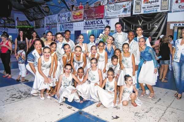 As aulas aconteceram do mês de setembro ao mês de dezembro do ano passado na quadra da Escola de Samba Samuca