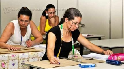 As aulas são à tarde ou à noite, de acordo com o curso escolhido