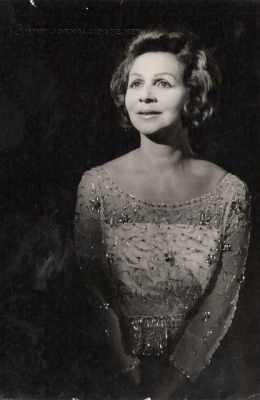 Dalva de Oliveira (Foto: reprodução)