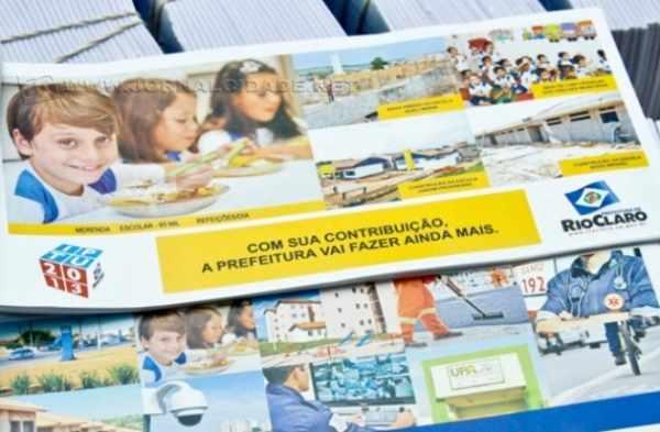 Entrega dos carnês de IPTU acontece em fevereiro antes do vencimento no dia 19; o IPVA já pode ser pago em até três vezes