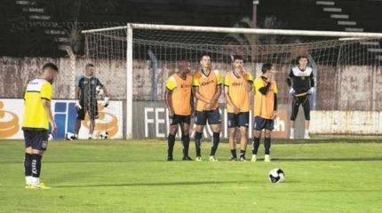 A equipe Sub-20 do Galo Azul fez toda a preparação para a Copa São Paulo de Futebol Júnior em campos da cidade e região