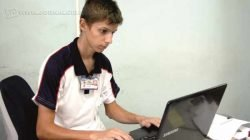 Jovem atleta de Rio Claro comprou uma bicicleta profissional para participar de campeonatos de ciclismo, mas foi roubado dois dias após a compra do equipamento