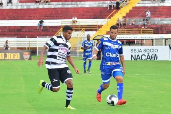 Na estreia de Guedes, contra o XV, o Rio Claro FC jogou organizado e com outra postura: determinado em buscar a vitória
