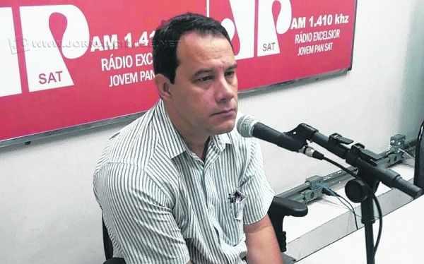 Na imagem de arquivo, o superintendente do Instituto de Previdência de Rio Claro (IPRC), Lineu Viana