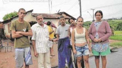 Corpo de Márcio Alves, morador do bairro Jardim Guanabara, foi encontrado nessa quarta-feira (24) em Assistência