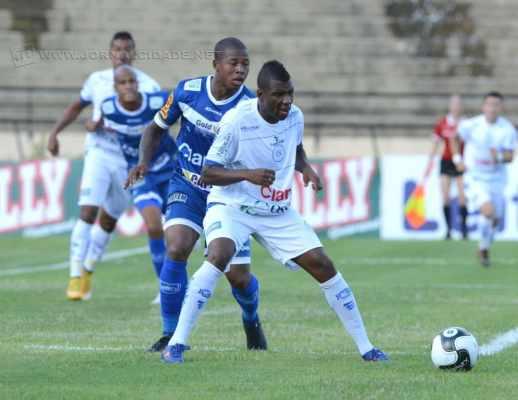 Galo Azul joga mal e com a derrota, situação segue delicada, com o time no Z-6, em 18º lugar. (Foto: Erick Pinheiro/Jornal Cruzeiro do Sul)