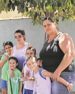 Mães estão indignadas com a atual situação da escola municipal