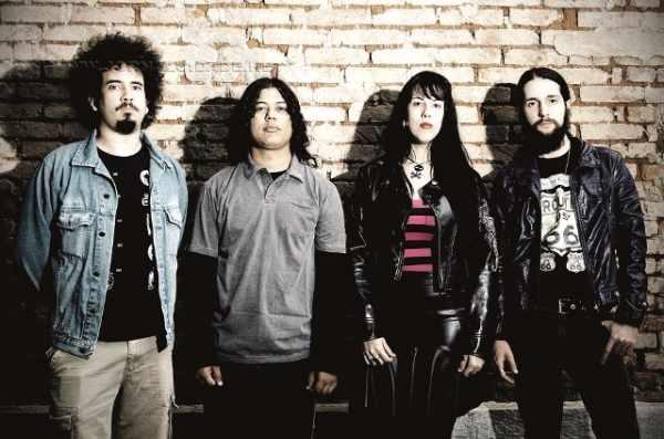 A banda Rockeria