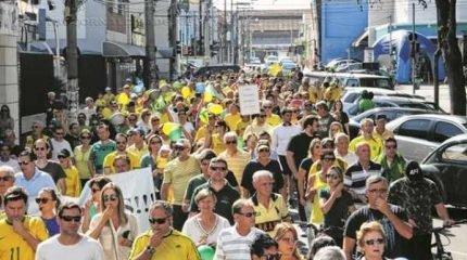 Os rio-clarenses prometem comparecer à manifestação marcada para o Jardim Público, que terá início às 09h30 deste domingo