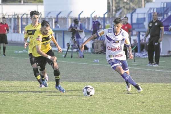XV de Piracicaba 1 x 1 RCFC 2ª rodada do paulistão 2016