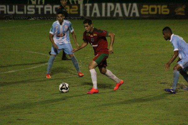 Rubro-Verde voltou a vencer na última rodada, quando fez 1 a 0 no Marília, no estádio Benitão