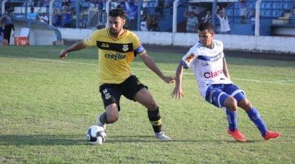 Entre suspensos e lesionados, o Rio Claro FC mais uma vez deverá jogar com modificações