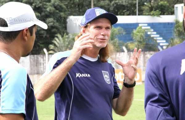 Sérgio Guedes vai iniciar o trabalho de três anos com a disputa da Copa Paulista, em julho