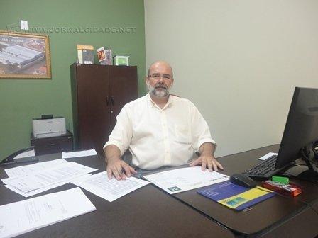 Jordano Zanoni assumiu, na segunda-feira (4), a Secretaria de Saúde, Desenvolvimento e Assistência Social de Ipeúna.