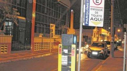 O contrato da Área Azul foi renovado pela Prefeitura Municipal