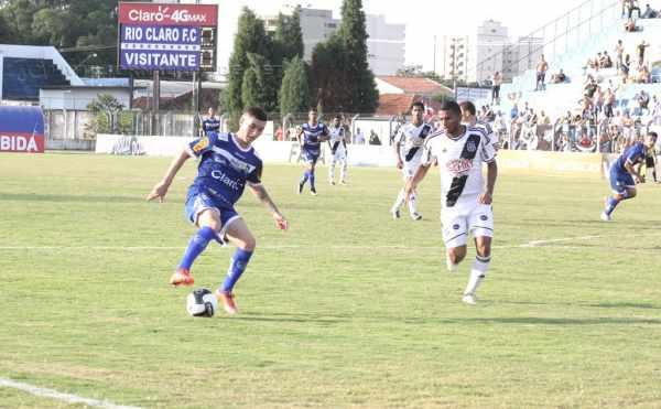 O Rio Claro FC fez sete jogos em casa neste Paulistão, mas não venceu nenhuma partida. Fora três empates e quatro derrotas