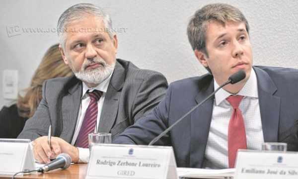 A Comissão de Ciência do Senado realizou audiência pública para debater a migração da TV digital. Na foto, Rodrigo Zerbone (Anatel)